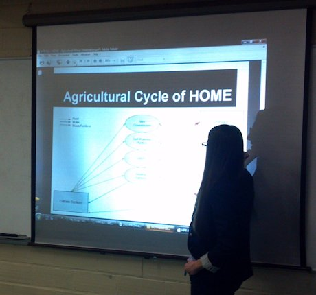 Reviewing the sustainability of the HOME agricultural projects